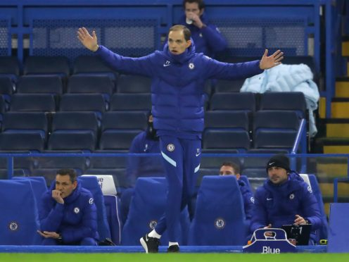 Thomas Tuchel admits he is under no illusions about the cutthroat nature at Chelsea (Richard Heathcote/PA)