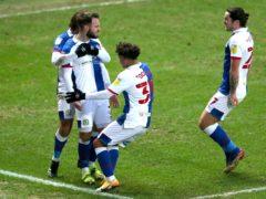 Blackburn battled to victory over Luton (Tim Markland/PA)