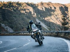 The top motorcycle cities in the UK have been revealed