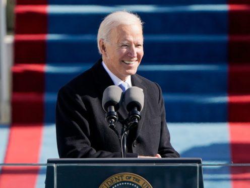 US President Joe Biden (Patrick Semansky/AP/Pool)