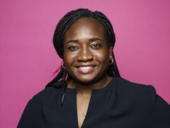 Kemi, who now works volunteering with mirgrant women. (Breaking Barriers/Rankin)
