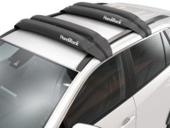 The hadirack is a flexible load solution for a car's roof
