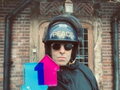 Liam Gallagher scored the top-selling single on vinyl in 2020, the Official Charts Company said (Official Charts Company/PA)