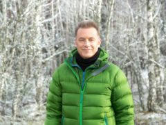Winterwatch presenter Chris Packham (Jo Charlesworth/BBC)