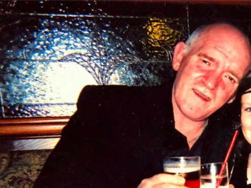 Robert Parks died in hospital after being found seriously injured in Oldmeldrum, Aberdeenshire (Police Scotland/PA)