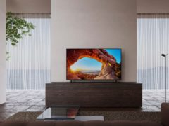 Sony unveils new TVs which mimic the human brain in how they process objects (Sony)