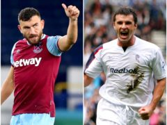 Robert Snodgrass has been compared to Gary Speed (Alex Livesey/Nick Potts/PA)