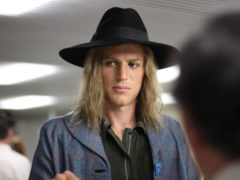 Johnny Flynn as David Bowie (Vertigo)