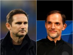 Thomas Tuchel (right) is set to replace Frank Lampard as Chelsea boss (PA)