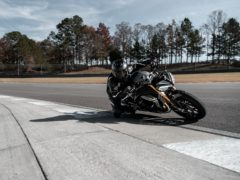 The Speed Triple features a completely new engine