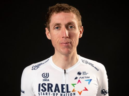 Dan Martin is not setting himself specific targets for 2021 (Israel Start-Up Nation handout)