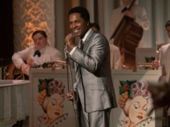 Leslie Odom Jr in One Night In Miami (Patti Perret/Amazon Studios)