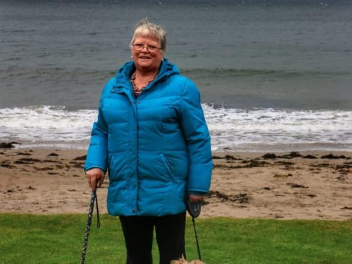 Margaret Smith was killed in the incident in Oban on Thursday evening (family handout/PA)