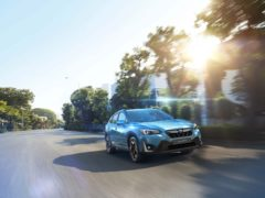 The updated Subaru XV gains a variety of new features