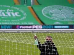 Celtic said the trip had been agreed earlier (Andrew Milligan/PA)