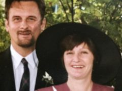 John and Susan Docherty, who died of Covid-19 within nine days (Family/PA)
