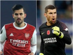Dani Ceballos and Mat Ryan feature in today's football rumour mill (Adam Davy/Martin Rickett/PA)