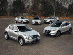 Crossovers have proved to be a hit for Nissan