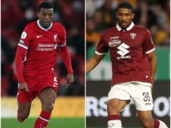 Georginio Wijnaldum, left, and Gleison Bremer feature in today's transfer speculation (Nick Potts/Nick Potts/PA)