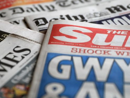 What the papers say – February 3 (PA)