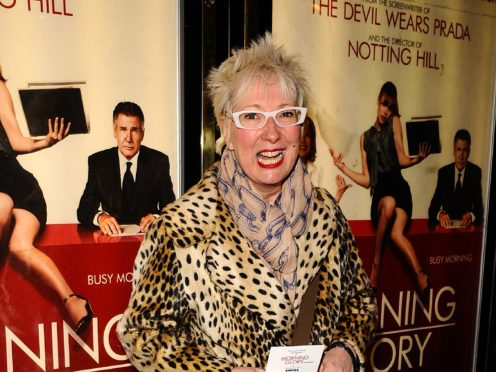 Jenny Eclair (Ian West/PA)