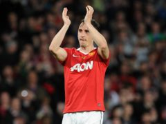 Gary Neville hung up his boots in 2011 (Martin Rickett/PA)