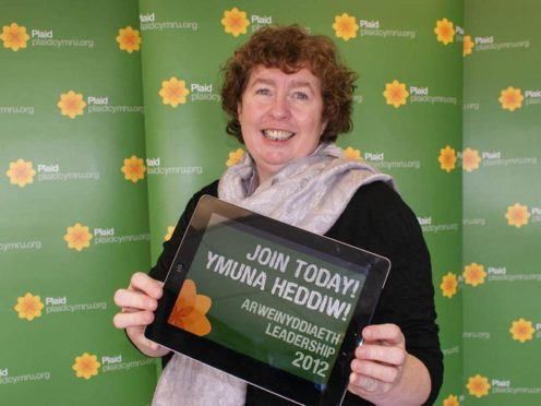 Plaid Cymru MS Helen-Mary Jones has been ordered to appear in court after she retweeted 'highly inappropriate' social media comments about a murder trial (Plaid Cymru/PA)