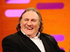 Gerard Depardieu (Ian West/PA)