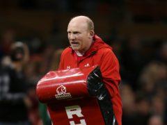 Wales assistant coach Neil Jenkins (David Davies/PA)
