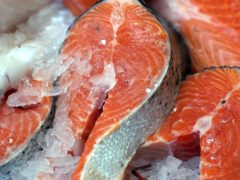 Salmon fillets (Matthew Writtle/PA)