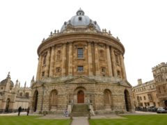 General view of the Radcliffe Camera, part of Oxford University