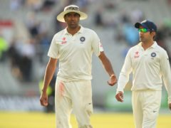 Ravichandran Ashwin led India to a series-levelling victory (Mike Egerton/PA)