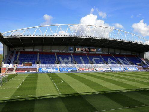 Wigan's takeover process is still progressing (Clint Hughes/PA)