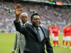 A new Netflix documentary charts Pele's rise to superstardom (Nigel French/PA)