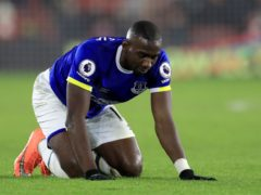 Yannick Bolasie joined Middlesbrough on loan from Everton until the end of the season (Adam Davy/PA)