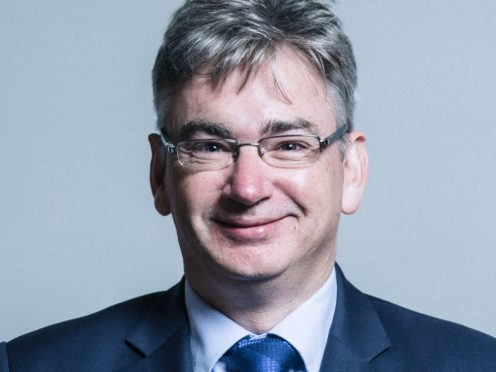 Julian Knight, chair of the Digital, Culture, Media & Sport Select Committee, says pulling plug on Australia 'the worst type of corporate culture' (Chris McAndrew/UK Parliament/PA)