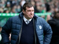 Tommy Wright is the new Kilmarnock boss (Jane Barlow/PA)