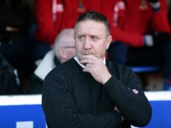 Inverness manager John Robertson (Graham Stuart/PA)