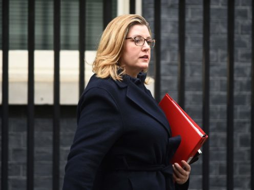 Cabinet Office minister Penny Mordaunt told MPs she was diagnosed with dyslexia (Kirsty O'Connor/PA)