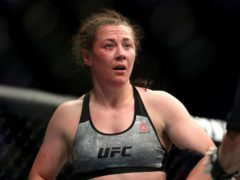 Molly McCann was beaten in Las Vegas (Martin Rickett/PA)