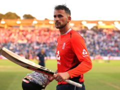 Alex Hales has been given some hope of an England return (Mark Kerton/PA)