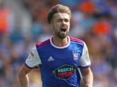 Ipswich winger Gwion Edwards faces a late fitness test (John Walton/PA)