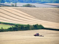 A charity said farmers' issues were often exacerbated by the long periods spent by themselves (Ben Birchall/PA)