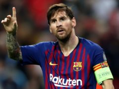 Manchester City have distanced themselves from reports they have opened talks with Barcelona's Lionel Messi (Nick Potts/PA)