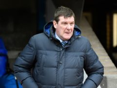 Tommy Wright will be back in the dugout on Wednesday (PA)