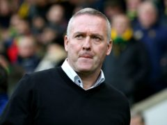 Time is up for Paul Lambert at Ipswich (Nigel French/PA)