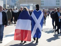 France against Scotland will not go ahead (Adam Davy/PA)
