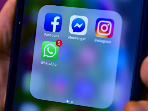Facebook-owned app was thrown into disarray after previous attempt to update terms and conditions were met with confusion and concern (Nick Ansell/PA)