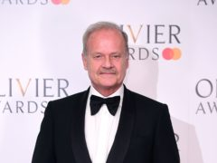 Kelsey Grammer will star in a reboot of acclaimed 1990s comedy Frasier, it has been announced (Ian West/PA)