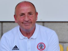 John Coleman says promotion is possible (Anthony Devlin/PA)